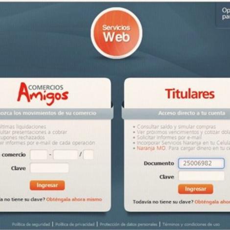 Tarjeta Naranja - Video tutorial Nuevos Titulares